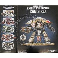 Vorbestellung - GW/40K: Knight Preceptor Canis Rex