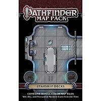 PF/RPG: Map Pack: Starship Decks (eng)