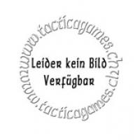 CHX: Crystal Dk Blue Iridized Gaming Stone (40stk, 12mm-14mm)