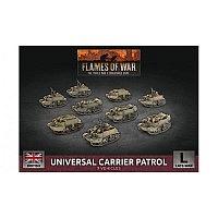 Vorbestellung - BF/FoW4: Universal Carrier Patrol