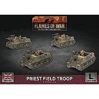 Vorbestellung - BF/FoW4: Priest Field Troop