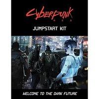 C/RPG: Cyberpunk Red Jumpstart Kit (eng)