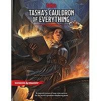 D&D/RPG: Tasha's Cauldron of Everything (eng)