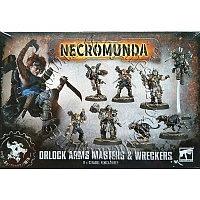 Vorbestellung - GW/Necromunda: Orlock Arms Masters and Wreckers