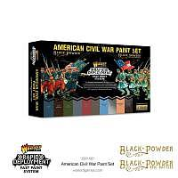Vorbestellung - WG/EB: American Civil War Paint Set