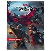 D&D/RPG: Van Richten's Guide to Ravenloft (eng)