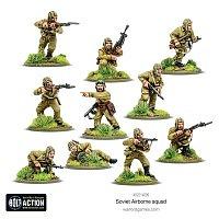 WG/BA: Soviet Airborne Squad