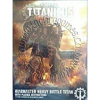 Vorbestellung - GW/Adeptus Titanicus: Warmaster Titan with Plasma Destructors