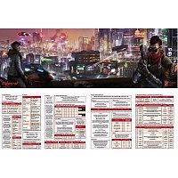 Vorbestellung - C/RPG: Cyberpunk Red Data Screen (eng)