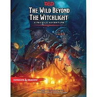 D&D/RPG: The Wild Beyond the Witchlight: A Feywild Adventure (eng)
