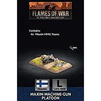 Vorbestellung - BF/FoW4: Finnish Maxim MG Platoons