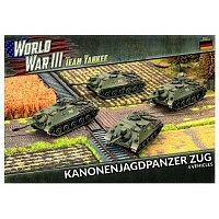 Vorbestellung - BF/TY: Kanonenjagdpanzer Zug
