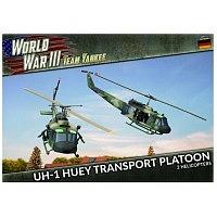 Vorbestellung - BF/TY: UH-1 Transport Platoon (Plastic)