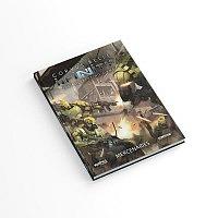 Vorbestellung - MUH/INFRPG: Infinity RPG: Mercenaries Sourcebook (eng)