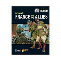 WG/BA: Armies of France and the Allies (SB/eng) *B-Ware*