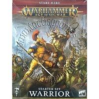 GW/AoS: Startset Warrior (eng)