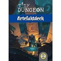 TD/RPG: Tiny Dungeon: Artefaktdeck (de)