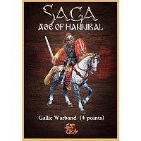 GB/Saga: Gallic Warband (4 Points)