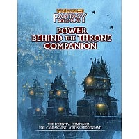 WF4/RPG: Enemy Within Campaign – Volume 3: Power Behind the Throne Companion (eng)