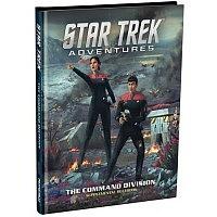 STA/RPG: Star Trek Adventures: Command Division Supplementary